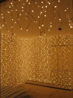 Pictures 50 Bedrooms Decorated With Christmas Lights San Diego Interior Decorating Examiner