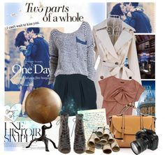 """""""One Day"""" by claramd ❤ liked on Polyvore"""