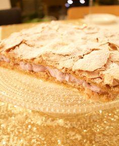 Hämmentäjä: Jouluinen britakakku, joulun ihanin jälkiruoka. Christmassy Brita Cake, the loveliest dessert of Christmas.