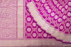 Shivangi Kasliwaal Banarasi Kadhwa Katan Silk Sari