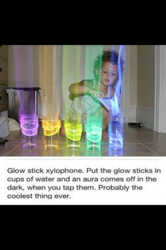 Fun science project!