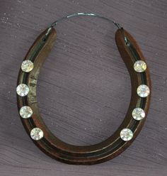Decorated Horse Shoe