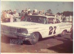 Junior Johnson - NASCAR GN 1960... Jacksonville, FL