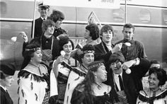 The Beatles 1964 visit to New Zealand