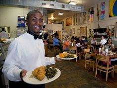 Food Lovers' New Orleans -- National Geographic -- Great list of #NOLA restaurants to try!