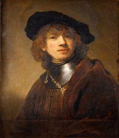 Portrait of a Young Man Galleria degli Uffizi Firenze  #TuscanyAgriturismoGiratola