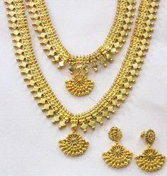 Golden jewels for Raziel