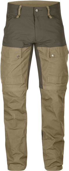 Buy the men's 686 Keb Gaiter Trousers Pant in Sand or Tarmac and receive FREE SHIPPING within the U.S. on your order! Shop with confidence knowing that Park2Peak is an authorized dealer of Fjallraven ski, hiking, or trekking pants.