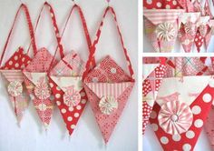 It's like having stockings for Valentine's Day. These adorable DIY projects would make a great gift!