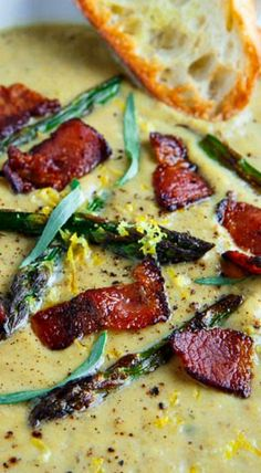 ... SOUPS, STEWS, CHILI.. on Pinterest | Asparagus soup, Chowders and Soup