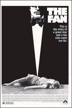 The Fan (1981) USA Paramount Thriller. starring Lauren Bacall, James Garner, Michael Biehn, Maureen Stapleton. 12/06/06
