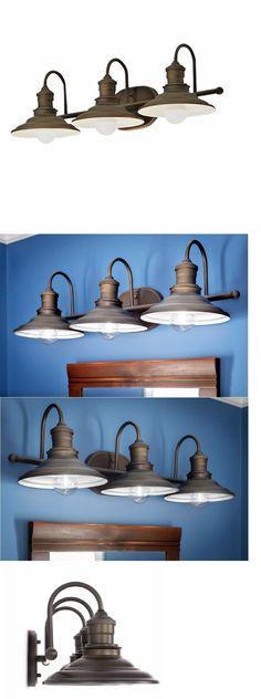Bathroom Lighting Fixtures On Ebay wall fixtures 116880: canarm milo 3-light chrome bath light