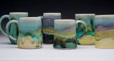 Liz Proffetty Ceramics - some of the most beautiful glazes anywhere!