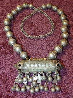 The mergaf pendant is a prayer box which would have been worn as a protective amulet and sometimes would be filled with either a prayer, talismanic object or any item thought to protect the wearer. Typically these mergaf amulets where traditionally strung as necklaces with matching ethnic silver beads, Ethiopian Ethnic silver necklaces ...