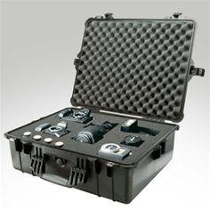 "Ghost Hunting Equipment Cases Pelican Gear Case With Foam 23.25"" x 20.75"" x 9"" http://www.ghoststop.com/Pelican-Gear-Case-With-Foam-23-25-x-20-75-x-9-p/case-bpl1600b.htm"