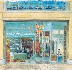 Fabulous Italian food store/deli/cafe in business since 1934.