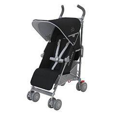 Maclaren Quest Pushchairs (Black/Silver) - 2016 Range: Amazon.co.uk: Baby
