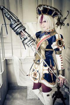 Astharoshe Asran | Trinity Blood (Ray(玲) - WorldCosplay) #cosplay #anime