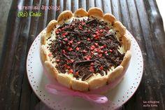 Tiramisù Sponge Cake