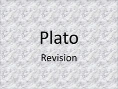 introduction to Plato