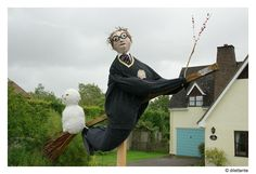 harry potter scarecrow - Google Search