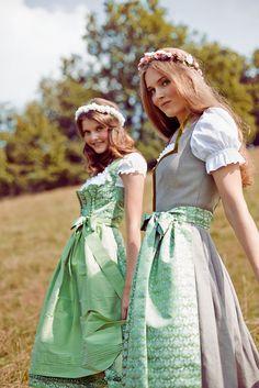 Auf geht's zur Wiesn mit Haarkranz Adelheid und Lieselotte!