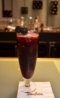 Rum & Spiced Berries. #NMHappyHour