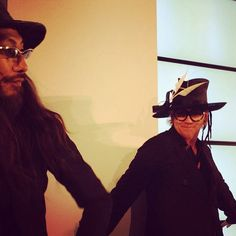 Takashi & Robert