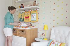Jardim secreto   NaToca Baby Bedroom, Baby Boy Rooms, Baby Boy Nurseries, Baby Room Decor, Nursery Room, Girls Bedroom, Baby Pop, Kid Beds, Girl Room