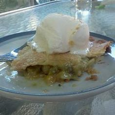 Gooseberry Pie I Allrecipes.com  I have a gooseberry bush and I just harvested berries - going to try this!