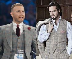 wedding suits tweed grey vintage - Google Search