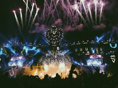 Skrillex closing ultra music festival main stage 2015 UMF