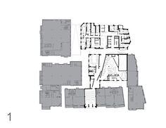 Emperor Qianmen Hotel,First Floor Plan
