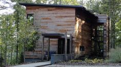 New River Gorge House Sustainable