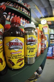 Essential ingredients to any Cajun fare- by Louisiana Fish Fry Products