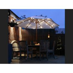 Festoon Lights LED 10m