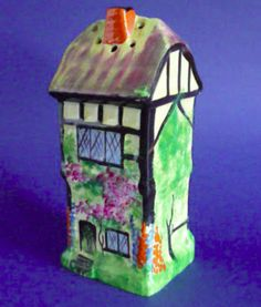 Royal Winton Cottage Sugar Shaker 1930s