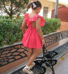 Blog moda infantil: Plumeti Rain ** Un vestido espectacular**