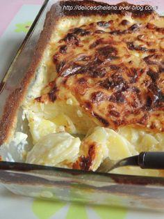 La recette d'un classique français : le gratin dauphinois #cuisinefrançaise