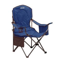 rocky oversized folding arm chair office back support cushion coleman max chairs http jeremyeatonart com pinterest with carry bag