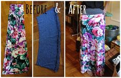 Refashion Co-op - Little Did You Know: 2-for-1: Stripes & Floral