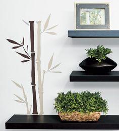 Vinil decorativo Bambú