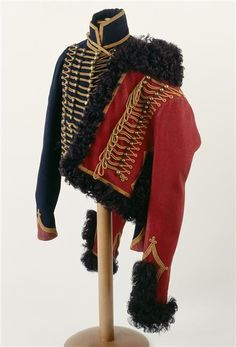 Chasseurs a Cheval of the French Imperial Guard Dolman and Pelisse