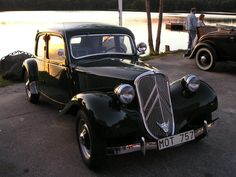 1950 Citroen B11 Traction Avant - From To Catch a Thief with Cary Grant. Cool cars and can be found for relatively cheap.