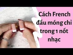 Nail French - Nghi Thảo #nail #frech #nghi #thao #nails French Nails, Engagement, Youtube, French Tips, Engagements, Youtubers, Youtube Movies, French Manicures