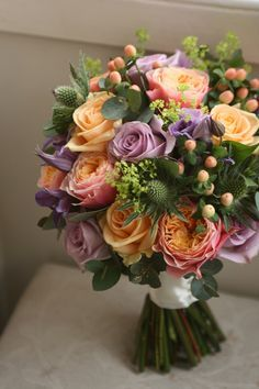 Experienced wedding florist creating beautiful wedding flowers throughout Edinburgh, East Lothian, West Lothian and Fife. Floral styling for every event. Lilac Bouquet, Flower Bouquet Wedding, Lilac Flowers, Lilac Wedding, Floral Wedding, Bride Bouquets, Floral Bouquets, Arte Floral, Flower Decorations