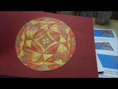 Mandala, Painting, Art, Art Background, Painting Art, Kunst, Paintings, Performing Arts, Painted Canvas