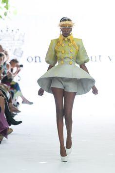 Semaine de la mode Haute Couture de Paris