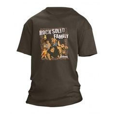 Rock Solid Family - Juvenile Tee  $18.99