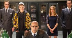 Second 'Kingsman: Secret Service' International Trailer -- A super secret spy agency takes in an edgy new recruit in the latest look at 'Kingsman', starring Colin Firth and Sam Jackson. -- http://www.movieweb.com/kingsman-secret-service-international-trailer